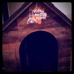 Titos Dog house one of a